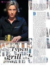 Typen grill - Christiane Strobel