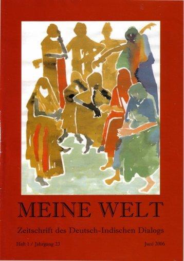 Meine Welt Heft1 Jahrgang 23 Juni 06 1 - PlaceHolder for caritas ...