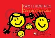 %FAMILIENPASS Tessera famiglia
