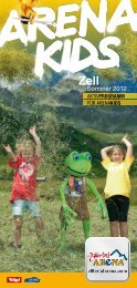 Zell - Zillertal Arena