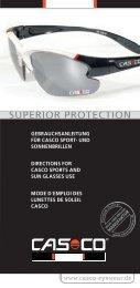 SUPERIOR PROTECTION - Casco