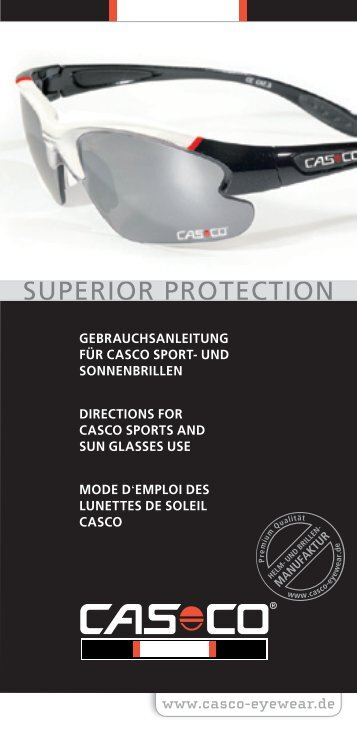 SUPERIOR PROTECTION - Casco