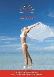 Sun Fun Broschüre - Binella