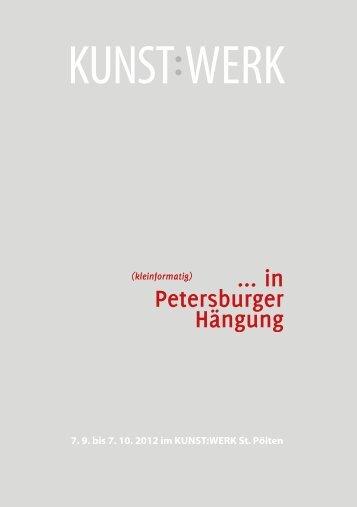 ... in Petersburger Hängung - St.Pöltner Künstlerbund