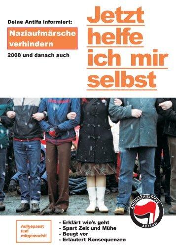Jetzt helfe ich mir selbst - Gruppe dissident [Marburg] - Blogsport