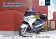 Accessories Scooter
