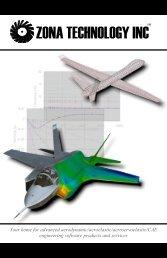 ZAERO Software System - Zona Technology