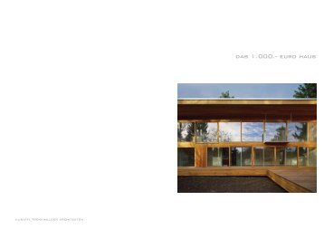 haus risch schaan bbk architekten. Black Bedroom Furniture Sets. Home Design Ideas