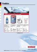 Gi' dine kunder markedets bedste sprinklervæske… – så er ... - Sonax - Page 3