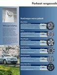 Oikeat varusteet kevääseen Volkswagen- kauppiaaltasi. - Page 2