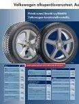 Oikeat varusteet kevääseen Volkswagen- kauppiaaltasi. - Page 4