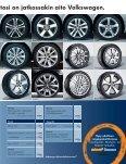 Oikeat varusteet kevääseen Volkswagen- kauppiaaltasi. - Page 5
