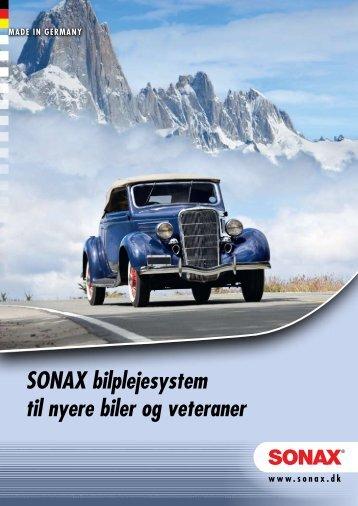 LAK - Sonax