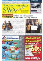 Ausgabe A, Siegen, Wilnsdorf (9.65 MB) - Siegerländer Wochen ...