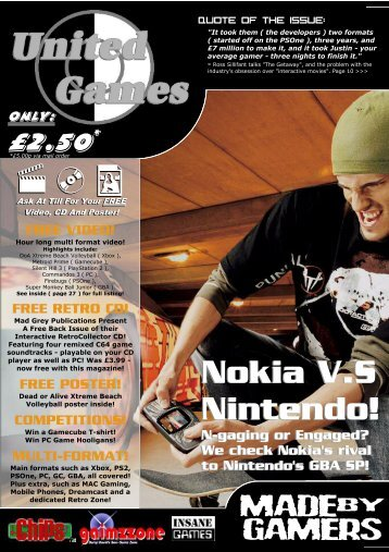 united games may 2003.pdf - United Games Media
