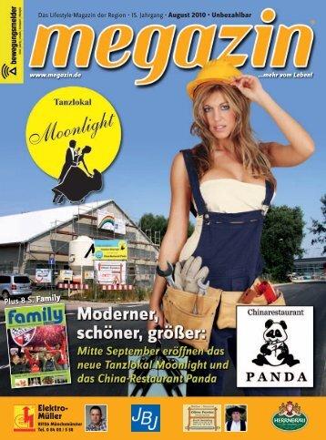 August 2010 - Megazin