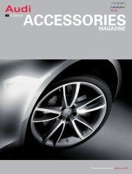 Audi Genuine Accessories - Audi Center