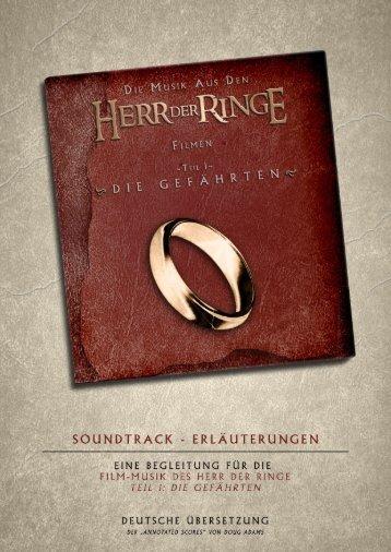 Die Gefährten - Herr-der-Ringe-Film.de