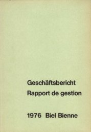 Direction de la police/ Polizeidirektion - Stadt Biel