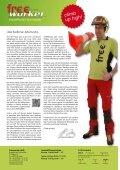 NEU - Freeworker Fachhandel für Baumpflege und Seilklettertechnik - Page 2