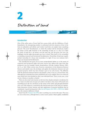 Definition of land - Oxford University Press