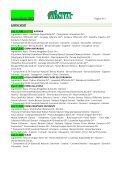 Ingredienti INCI - Nampex - Page 4