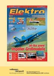 E-Trainer 140 - Graupner