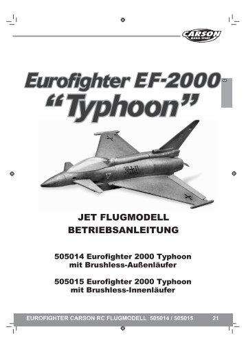 des eurofighter - Impeller Jets