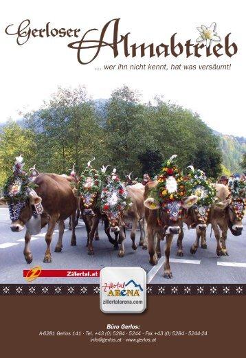 15. September 2012 - Zillertal Arena