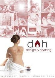 D&H Katalog Infrarot Sauna Heizpaneele - Holzstudio Resch