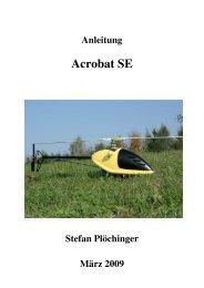 Anleitung Acrobat SE - Stefan Plöchinger