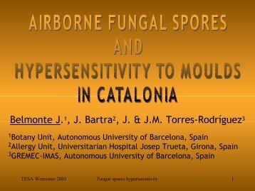 Bartra, J.; Torres-Rodríguez, J.M. - LAP - Universitat Autònoma de ...