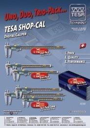uno, Duo, Trio-Pack… - TESA Technology