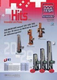 TESA Hits 2012-2 - Hahn +Kolb Werkzeuge GmbH