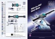 TESA-Cal IP67 Swiss Made - Swiss Instruments Ltd