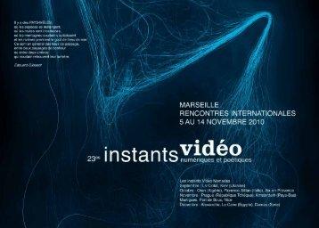 Catalogue à télécharger - Les instants vidéo