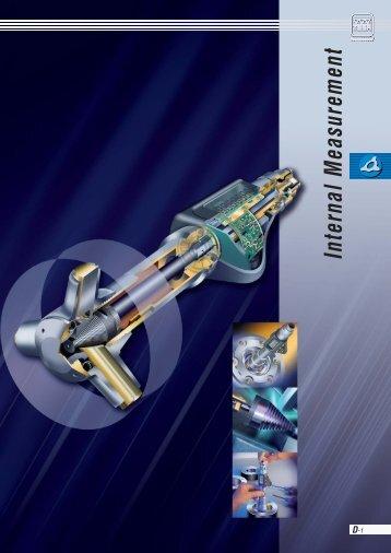 TESA IMICRO capa µ system with Digital Display - Teknikel