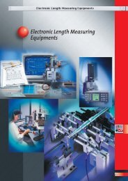 Electronic Length Measuring Equipments