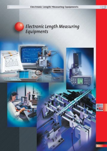 Electronic Length Measuring Equipments
