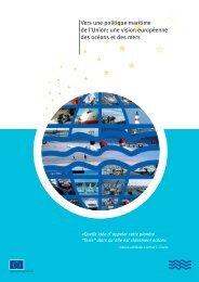 Livre vert de la Politique Maritime Européenne - Iles du Ponant
