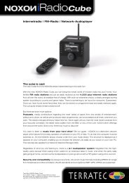Internetradio / FM-Radio / Network-Audioplayer - Onyougo.com