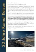 Busreisen Highlights 2 12 - Komet-Reisen - Page 2