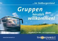 Highlights - Komet-Reisen