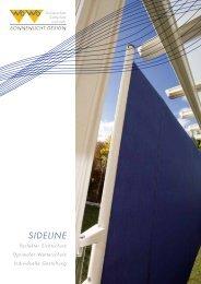 Sideline - K+K Sonnenschutz GmbH