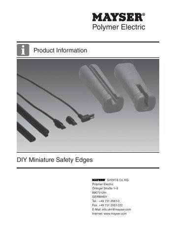 Polymer Electric - Mayser Sicherheitstechnik