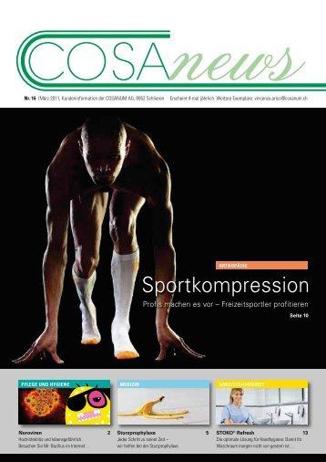 Wundmanagement - Cosanum