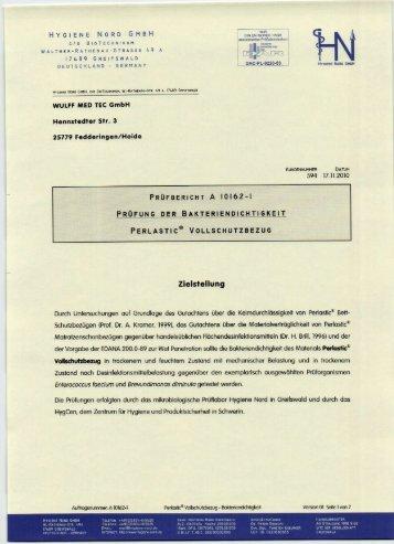 1;- i? - Wulff Med Tec GmbH