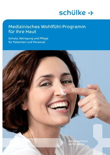 Kosmetik-Broschüre - Schülke & Mayr