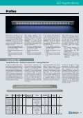 LED PROFILES Functional Profiles Line Stairs FLP ... - Lumidesign - Page 2