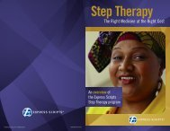 Step Therapy - Bill Bonk